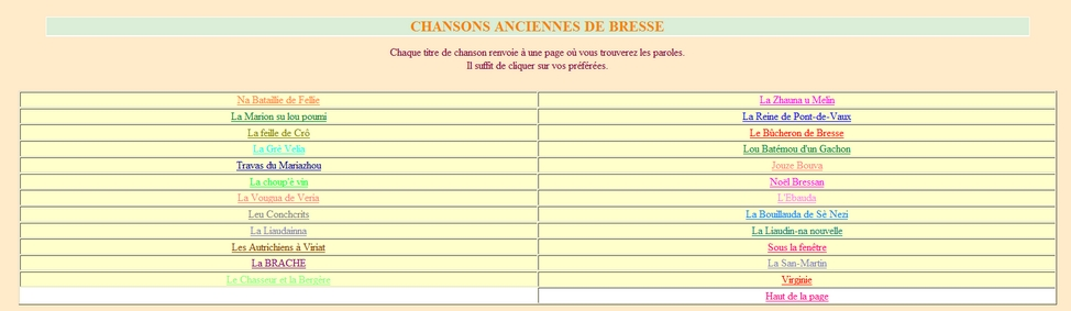 chansons-anciennes